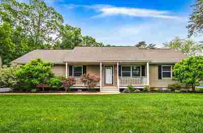 Single Family Home Under Contract: 317 Raleigh Avenue
