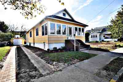 Cape May Single Family Home For Sale: 286 Windsor