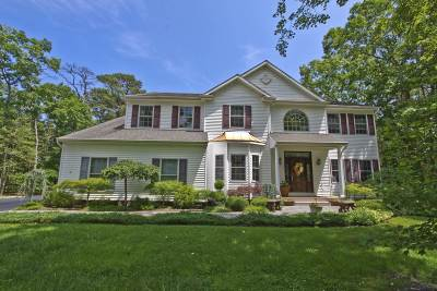 Cape May Court House Single Family Home For Sale: 2 Hidden Lake Drive