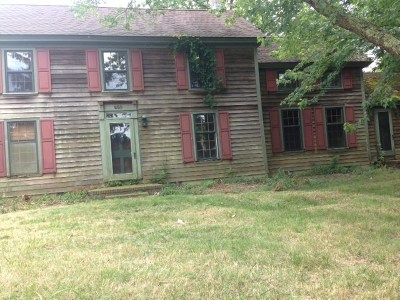 Single Family Home For Sale: 550 N Route 47