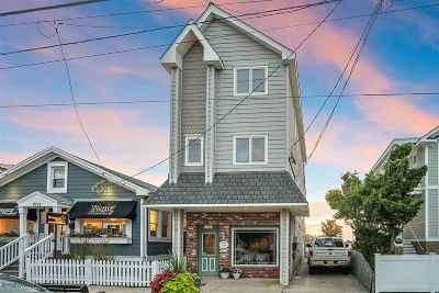 Stone Harbor Townhouse For Sale: 9725 Third Avenue #b and c
