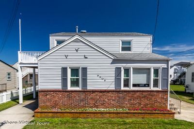 Stone Harbor Single Family Home For Sale: 8506 Third Avenue