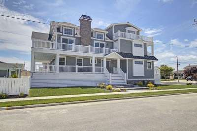 Avalon Single Family Home For Sale: 298 46th Street