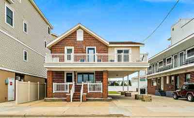 Wildwood Single Family Home For Sale: 4908 Ocean Avenue