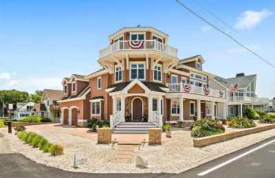 North Cape May Single Family Home Under Contract: 205 Shore Drive