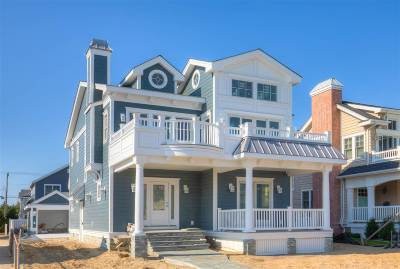 Stone Harbor NJ Single Family Home For Sale: $3,095,000
