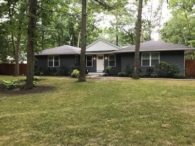 Single Family Home For Sale: 9 Shadow Lane Cape