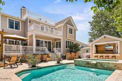Stone Harbor NJ Single Family Home For Sale: $2,725,000