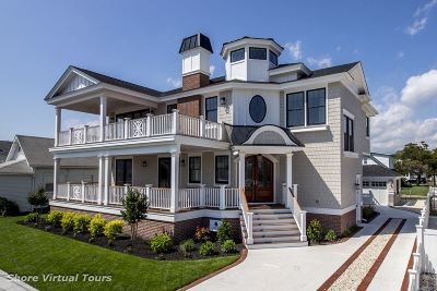 Stone Harbor NJ Single Family Home For Sale: $2,750,000