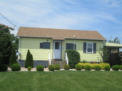 Single Family Home For Sale: 311 Delaware Bay Drive