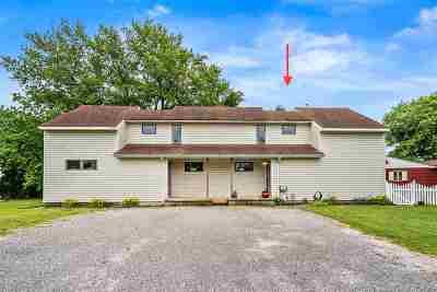 Rio Grande, Shannon Oaks Single Family Home For Sale: 102 School Lane