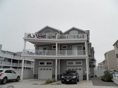 Sea Isle City Townhouse For Sale: 6326 Emmeus Road North Unit #North