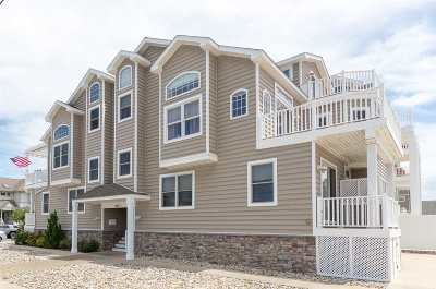 Sea Isle City Townhouse For Sale: 4801 Central Avenue #South
