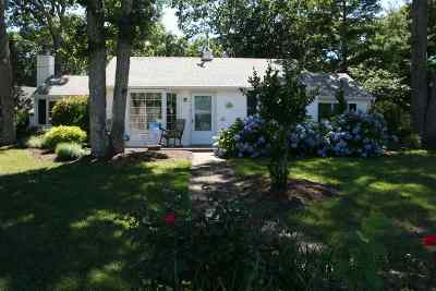 North Cape May Single Family Home Under Contract: 400 Whittier Avenue