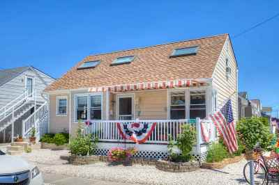 Stone Harbor Multi Family Home For Sale: 8318 Sunset Drive
