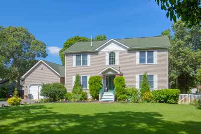 Cape May Court House Single Family Home For Sale: 39 Fishing Creek Rd