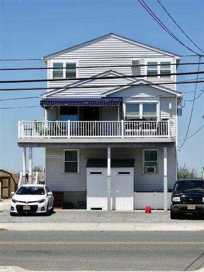 Sea Isle City Townhouse For Sale: 6808 Central Avenue #A
