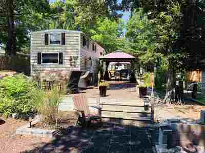 Cape May Court House Condo For Sale: 206 Stagecoach Rd #105