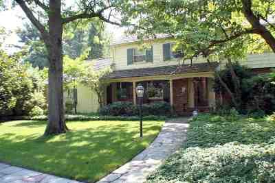 Single Family Home For Sale: 631 Farragut Avenue