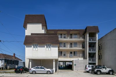 Stone Harbor Condo For Sale: 9511 Sunset Drive #201