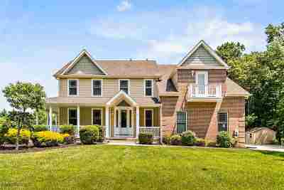 Cape May Court House Single Family Home For Sale: 8 Galloping Way
