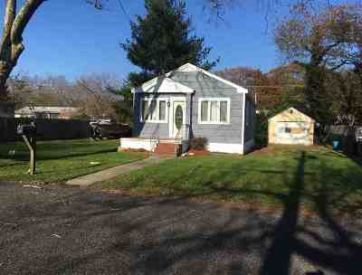 Single Family Home For Sale: 120 Bucknell