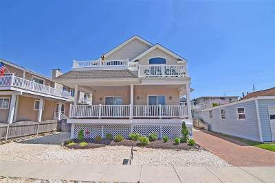 Stone Harbor NJ Single Family Home For Sale: $1,649,900
