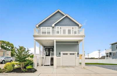 Wildwood Single Family Home Under Contract: 413 W Garfield Avenue