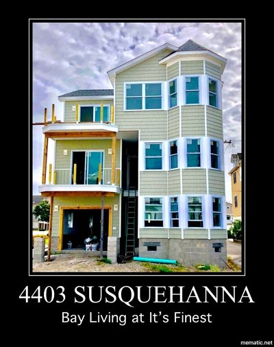Wildwood Single Family Home For Sale: 4403 Susquehanna Avenue