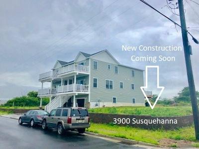 Wildwood Single Family Home For Sale: 3900 Susquehanna Avenue