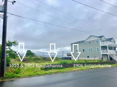 Wildwood Single Family Home For Sale: 3906 Susquehanna Avenue