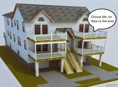 Wildwood Townhouse For Sale: 3908 Susquehanna Avenue #3906