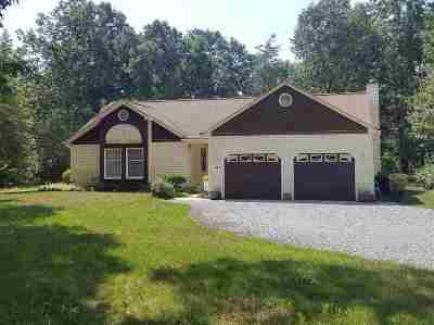 Single Family Home For Sale: 3 Shawmount Avenue