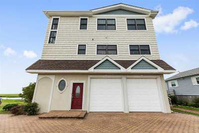 Cape May Court House Single Family Home For Sale: 627 Stone Harbor Blvd