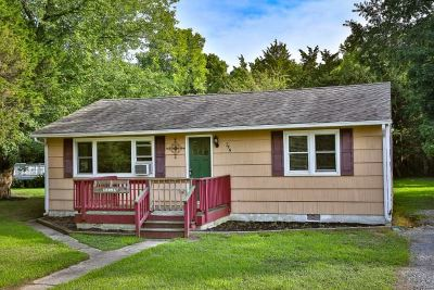 Cape May Court House Single Family Home For Sale: 755 Dias Creek Road