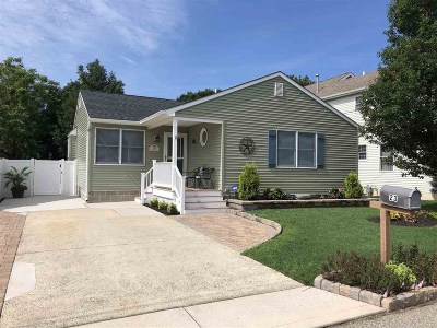 Cape May Court House Single Family Home For Sale: 23 School House Lane