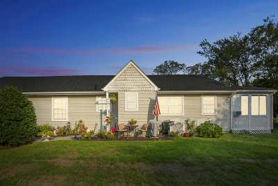 Cape May Court House Condo Under Contract: 127 Lee Lane #127