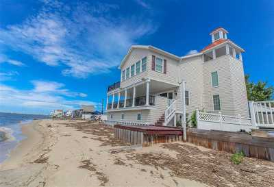 Cape May Court House Single Family Home For Sale: 121 Beach Avenue