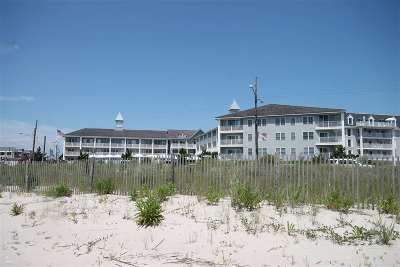 Cape May Condo Under Contract: 11 Beach Avenue #109