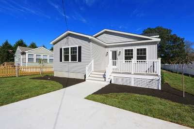 Cape May Court House Single Family Home For Sale: 204 1st Street