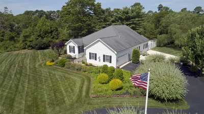 Cape May Court House Single Family Home For Sale: 15 Holly Knoll Drive