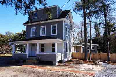 Single Family Home For Sale: 1143 S Shore Road