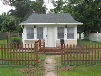 Single Family Home For Sale: 24 W Virginia