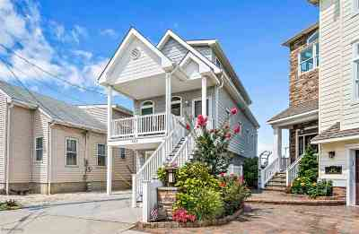 Wildwood Single Family Home Under Contract: 447 W Pine Avenue