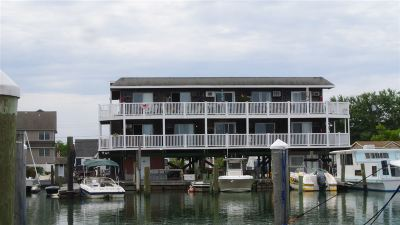 Cape May Multi Family Home For Sale: 1507 Yacht Avenue