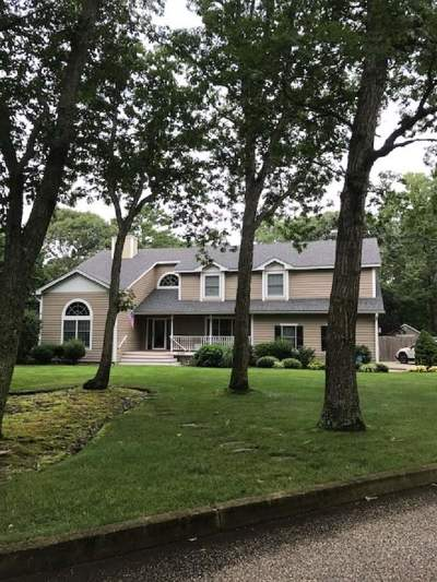 Single Family Home For Sale: 1002 Willetts Drive