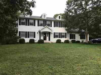 Single Family Home For Sale: 3 Clayton Drive
