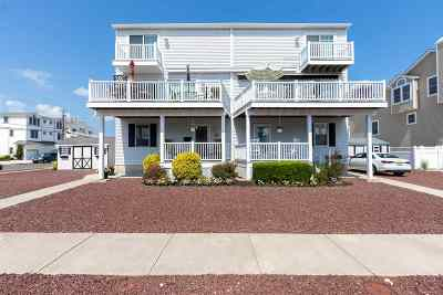 Sea Isle City Townhouse Under Contract: 141 71st Street West #West