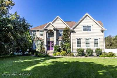 Cape May Court House Single Family Home For Sale: 27 Sand Castle Drive