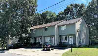 Rio Grande, Shannon Oaks Townhouse For Sale: 215 Pennsylvania Avenue #2